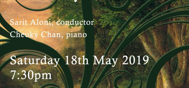 Brahms Requiem – 18 May 2019